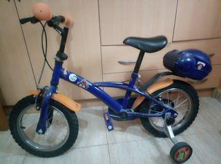 bicicleta de niño