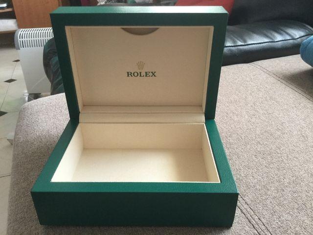 Caja de reloj Rolex