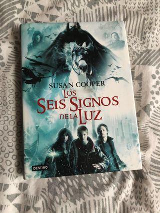"""Libro """"Los seis signos de la luz"""""""