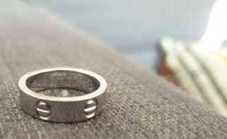 anillo Cartier