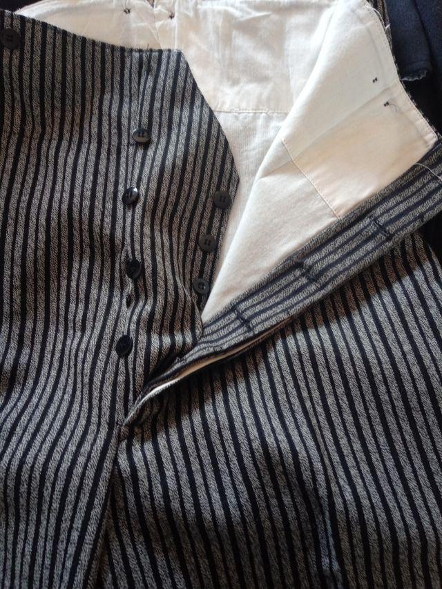 Traje corto gitano rociero cordobes campero