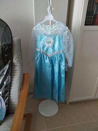 Disfraz de Frozen