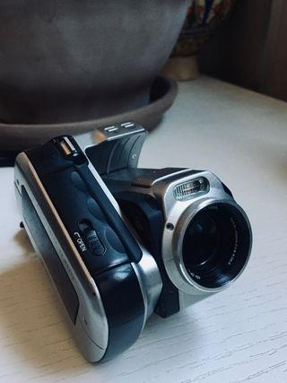 Cámara JVC GZ-MC200