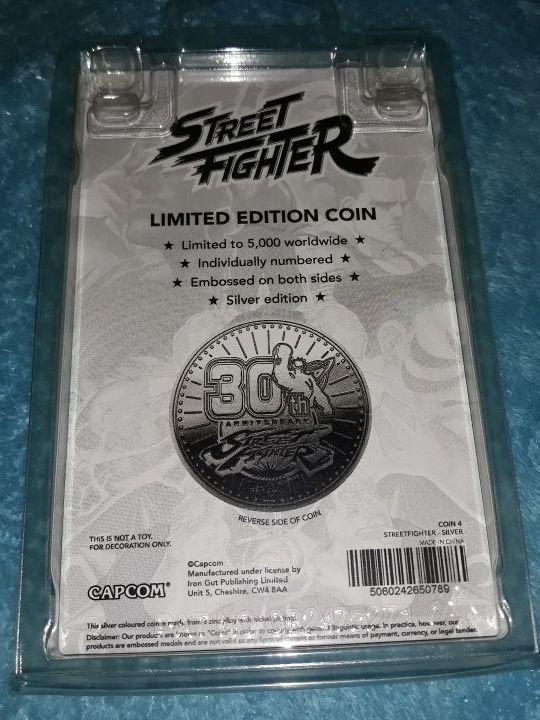 Moneda Street Fighter