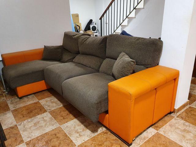 Sofa Chaise long