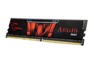 G.Skill Aegis DDR4 2400 PC4-19200 4GB CL15