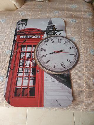 Reloj/cuadro