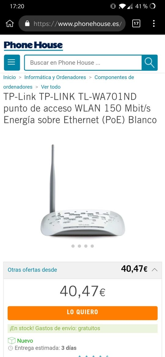 Router wifi Tp link