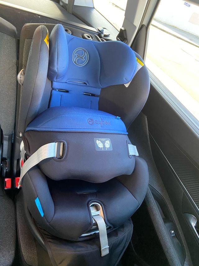 Silla coche Cybex Sirona Q -i Size Grupo 0/1