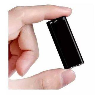 Mini Grabador Voz Digital 8GB