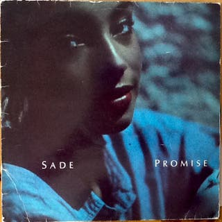 "SADE ""PROMISE"" LP"