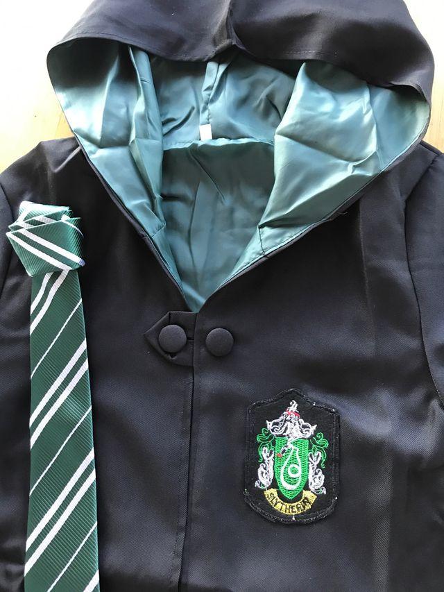 Disfraz Harry Potter SIN ESTRENAR !!! slytherin