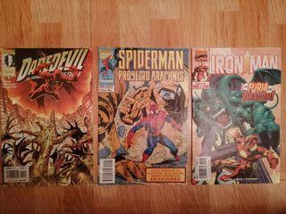 Lote de 13 comics