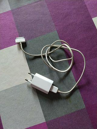 Cargador y cable para iPhone 4, 4s