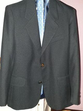 chaqueta y corbata niño