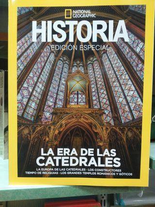 La era de las Catedrales - N.Geographic
