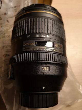 Nikon 24-120 F4 G ED