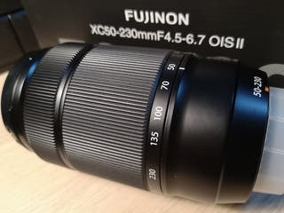 fujinon 50-230 OS II