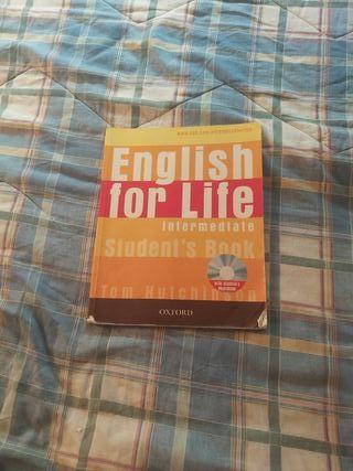 Libro inglés Educación Infantil de 1° y 2°