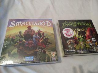 SmallWorld[PRECINTADO] PACK + El bosque mágico