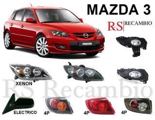 RECAMBIOS MAZDA 3 03-09 --- -75%