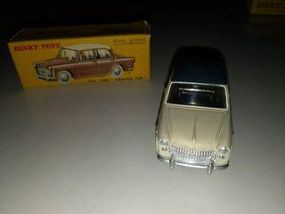 Dinky toys, Fiat 1200, grande .vue