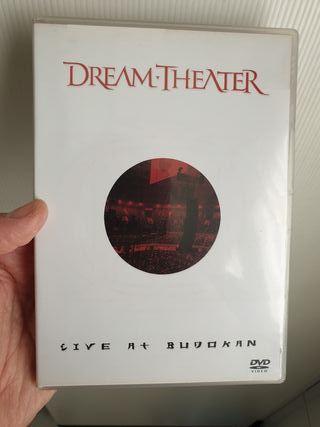 "Dream Theater ""Live at Budokan"" DVD"