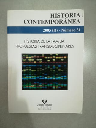 Historia Contemporánea número 31