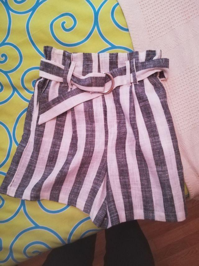 Pantalones/shorts