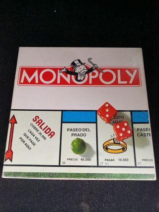 ¡ENVIO GRATIS! Monopoly de BORRAS.