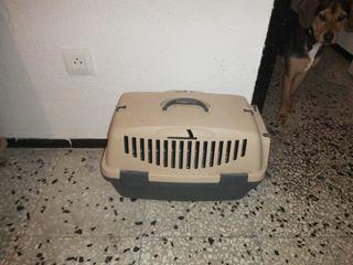 transportin perro pequeño