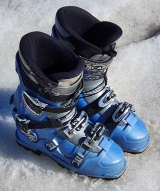 botas esqui montaña pista freeride