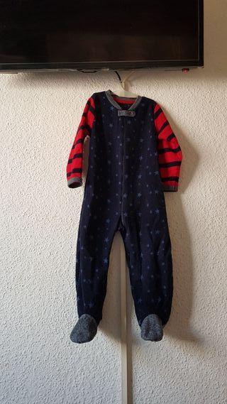 Pijama manta bebé talla 18-24 meses (92)