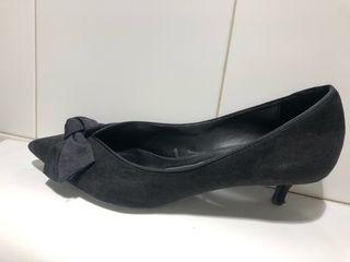 Zapatos tacón kitten Zara