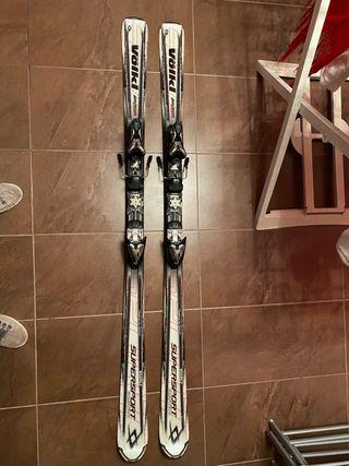 Skis Völkl SuperSport AllStar