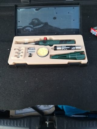 kit de soldadura a gas