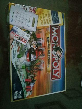 Monopoly Edición Electrónica.