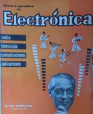 Revista Española De Electricidad + Electrotecnia