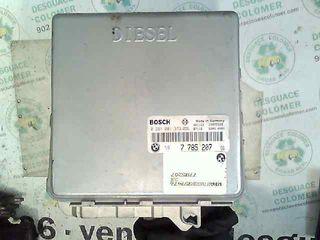 3161551 Centralita check control BMW SERIE 5