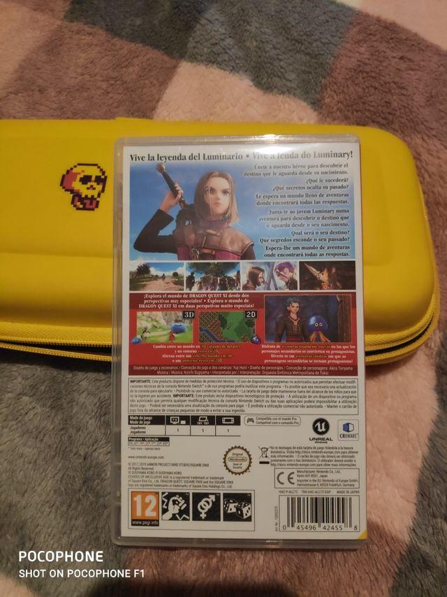 Dragon Quest XI para Switch