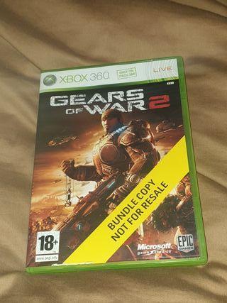 gears of war 2 para xbox360