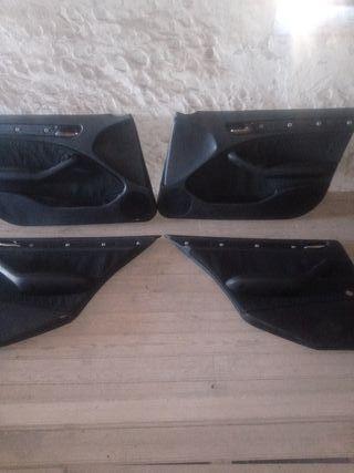 Paneles de puertas, (BMW E46).