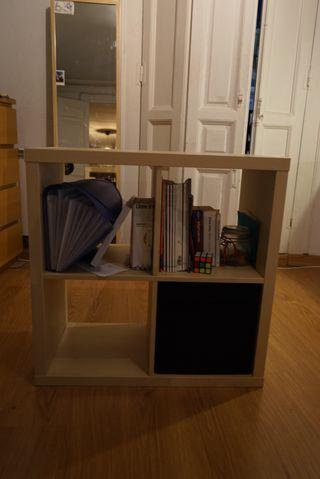 Librería estantería Kallax Ikea