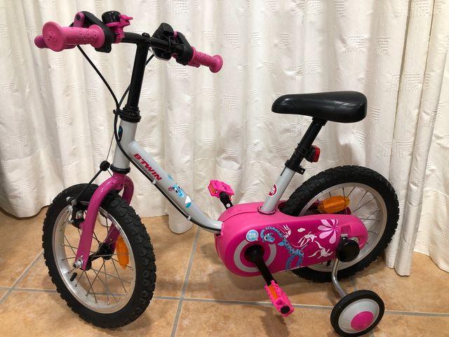 Bici niña o niño