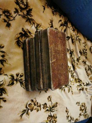 libros antiguos Napoleon 1825