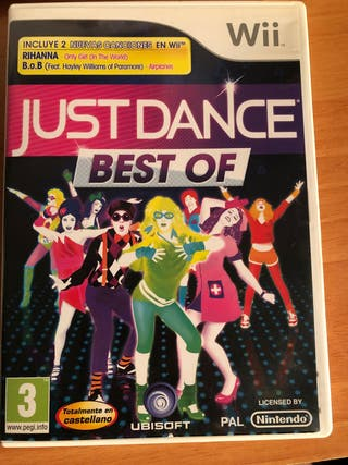 Just dance of WII