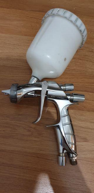 pistola de automocion