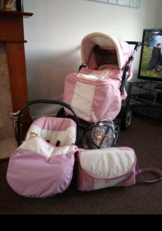 pram/buggy/baby carrier