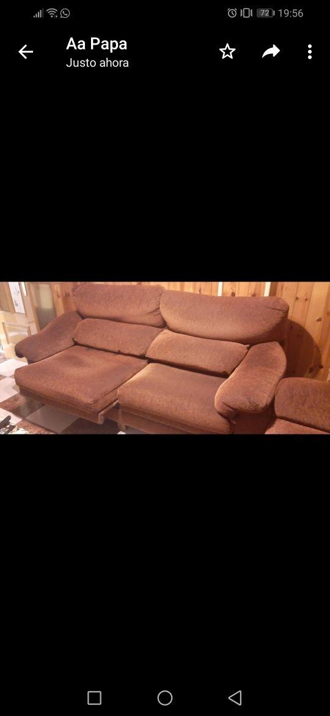 sofás 3 y 2 plazas
