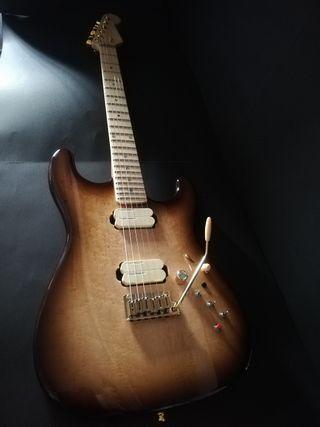 Guitarra eléctrica Stratocaster Warmoth Brown